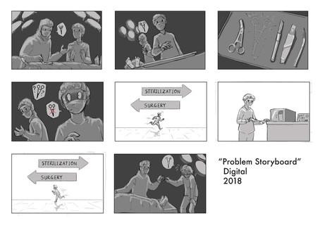 ToolByte Problem Storyboard