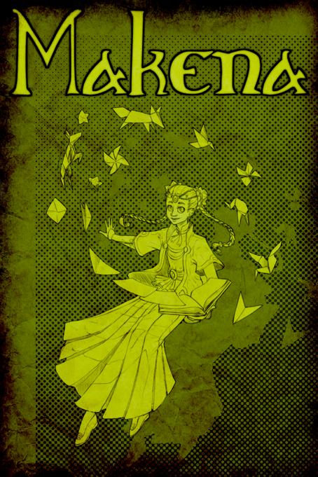 Makena Card