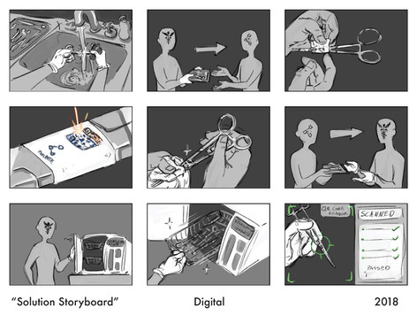 ToolByte Solution Storyboard