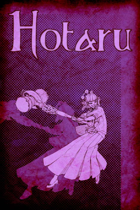 Hotaru Card