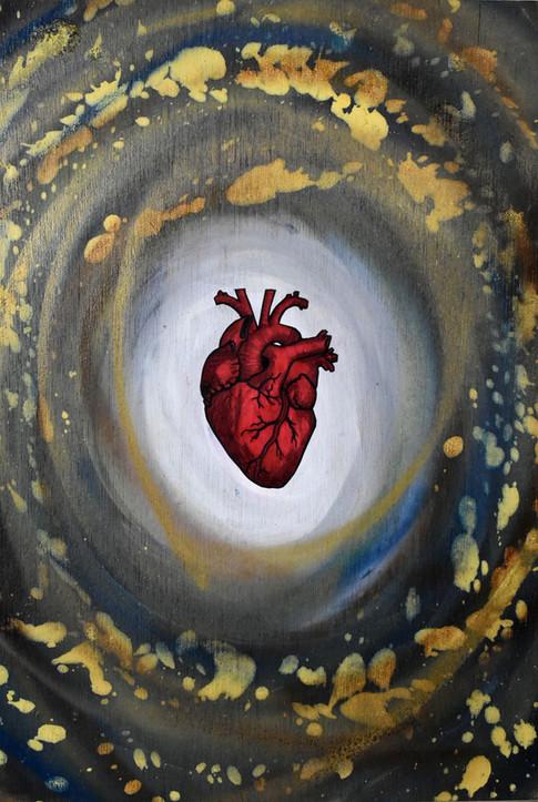 The hurricane in my heart