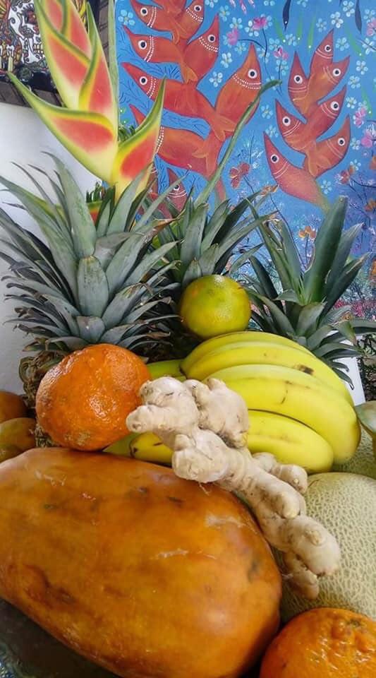 Always fresh fruits