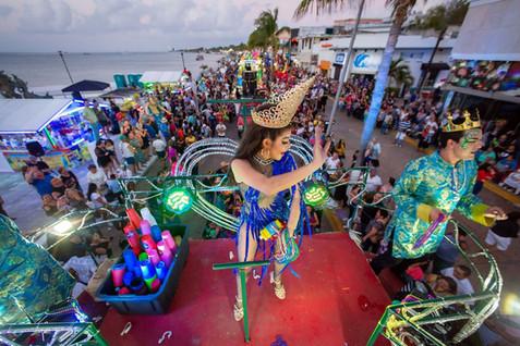 Carnaval in Cozumel