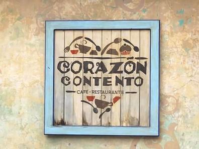 Corazon Contento Restaurante