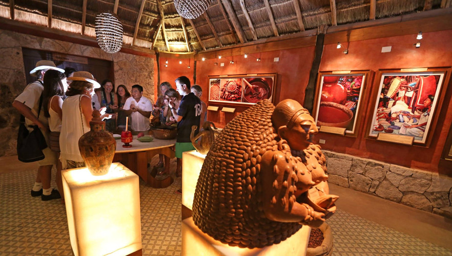 The Mayan Cacao Company