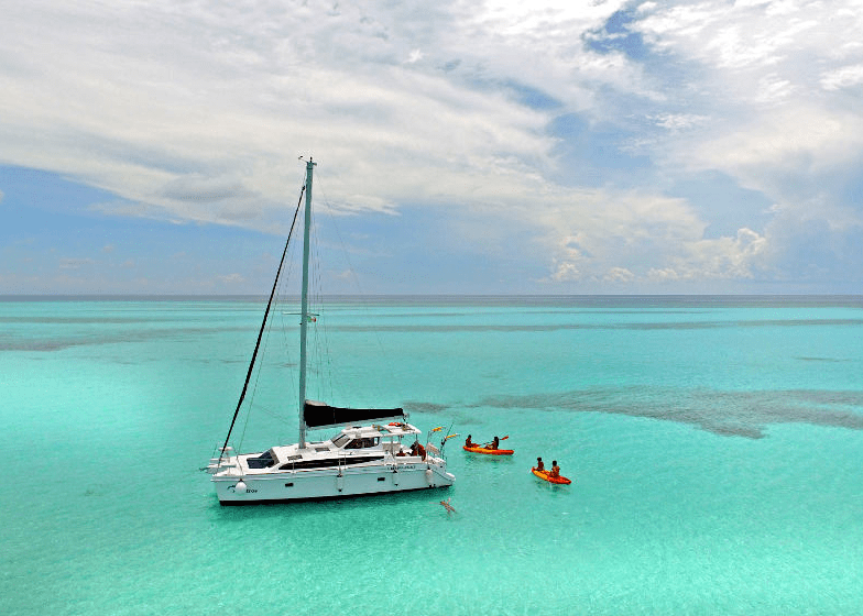 Private 35FT Catamaran Sail Experience