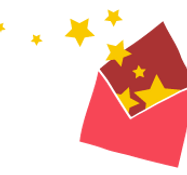 Star Bursting Envelope