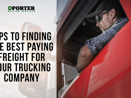 Finding The Best Paying Freight For Your Trucking Company
