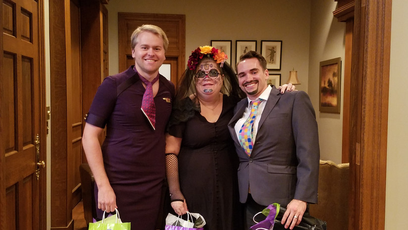 Porter Halloween Contest 2018 winners