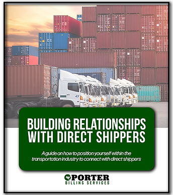 Building Relationships with Direct Shipp