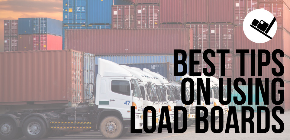 Best tips on using load boards to find freight by Porter Billing Services