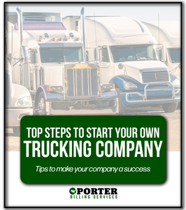 Top Steps to Start Your Own Trucking Company Guide