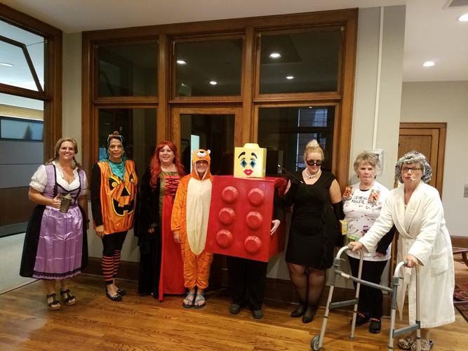 Porter Halloween Costume Contest 2017