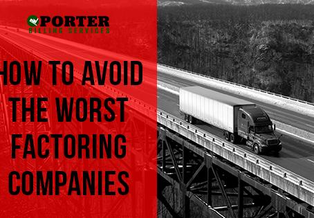 Avoiding the Worst Factoring Companies