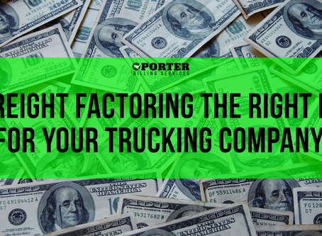 Is Freight Factoring the Right Move for Your Trucking Company?