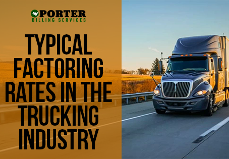 Typical Factoring Rates in the Trucking Industry