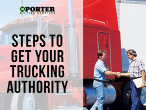 Steps to Get Your Trucking Authority