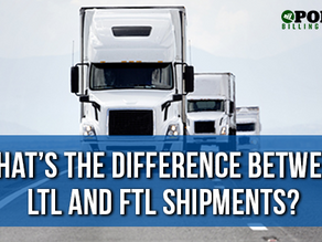 Difference Between Less-Than Truckload and Full-Truckload Shipments