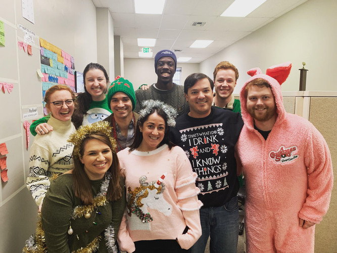 Porter Billing Tacking Christmas 2018