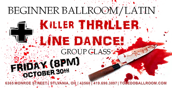 Beginner + Killer Thriller Line Dance Gr
