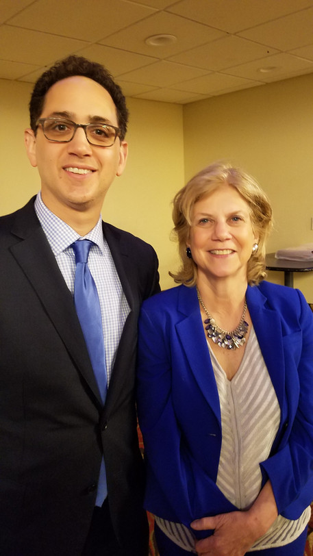 NY State Sen. Shelley Mayer