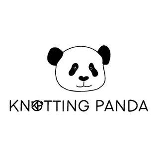 LOGO KNOTTING PANDA