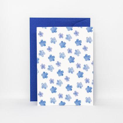 FLORAFLORA blue