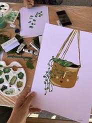 Illustrationsworkshop Zeltwerk