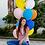 Гелиевые шарики для фотосессии в Сочи