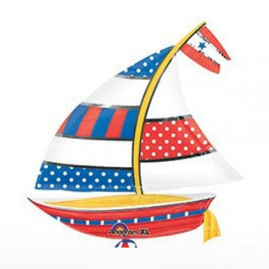 Яхта 54*64 с гелием, лентой