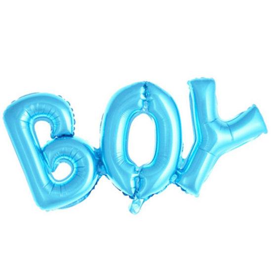 Воздушная надпись на выписку мальчика в Сочи