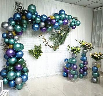 Рекорды Гиннесса с воздушными шарами