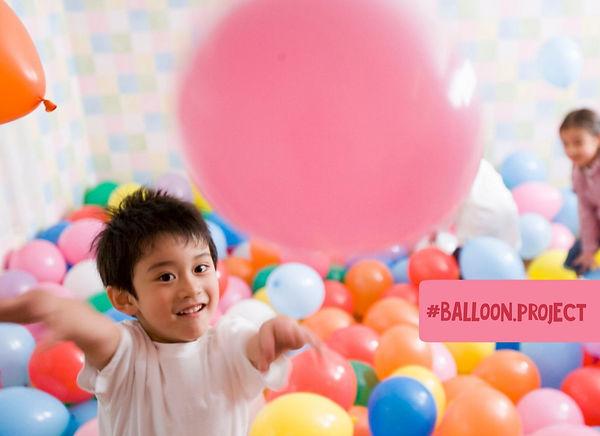 Шоу Шаробум с воздушными шарами для детей