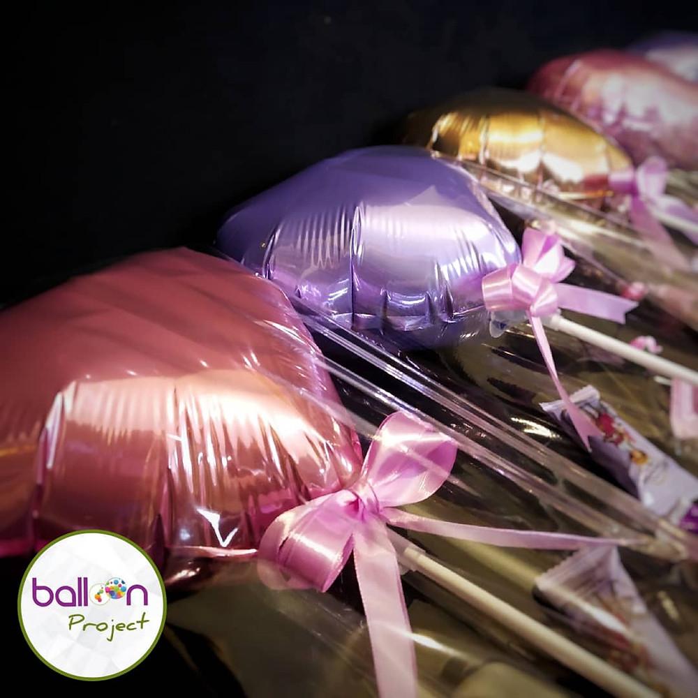 Букеты из воздушных шаров в Сочи