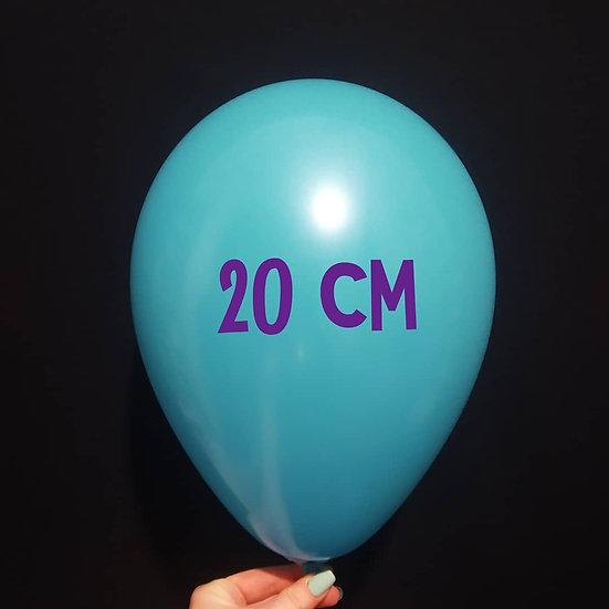 Дешёвые шары размером 20 см на запуск