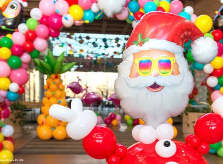 Воздушные шары на ваш праздник. Тренды 2020 года.