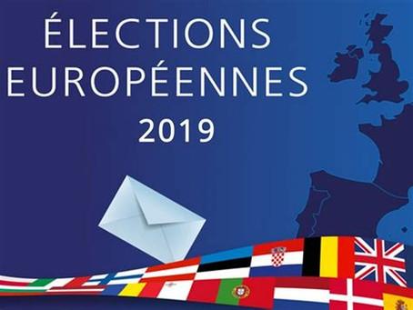 Elections européennes du 26 mai 2019 : toutes les infos en cliquant sur l'image