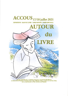 Autour du livre - Accous 17 et 18 juillet 2021