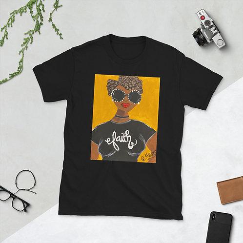 Woman of Faith Unisex T-shirt