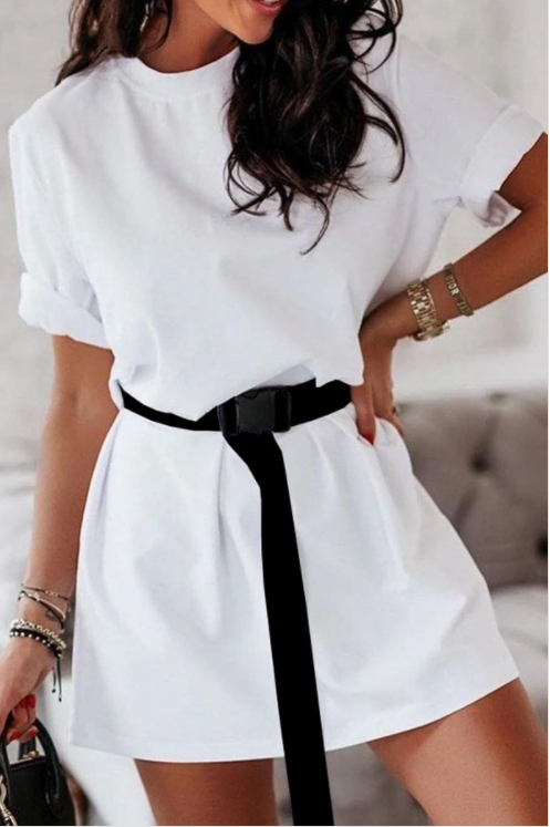 Comfy and Chic Dress