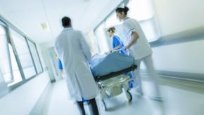 Hillingdon Hospitals Trust at 100% capacity