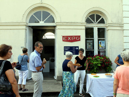 Expo Gare de Oudon