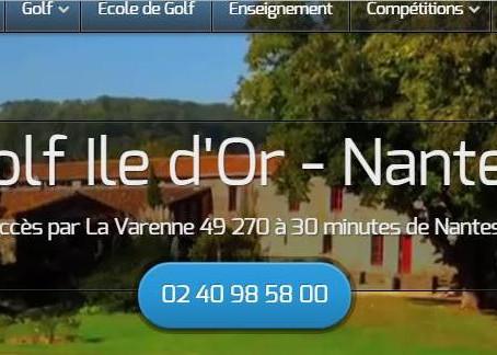 NOUVELLES OEUVRES AU GOLF DE LA VARENNE