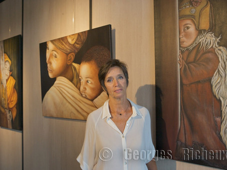 Exposition Galerie G à Guérande