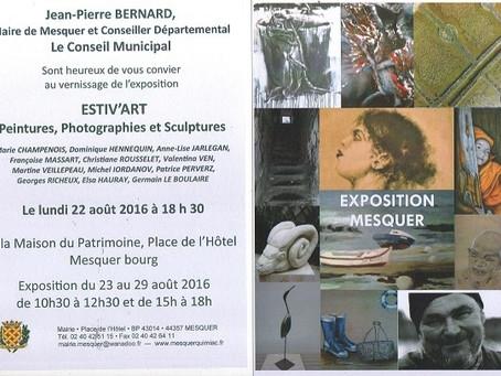 Exposition ESTIV'ART