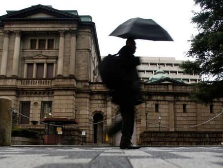 BC do Japão pode esclarecer que tem espaço para aprofundar juros negativos em revisão de março, dize