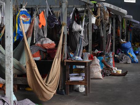 ONU: 3 milhões de migrantes seguem bloqueados por medidas contra Covid-19
