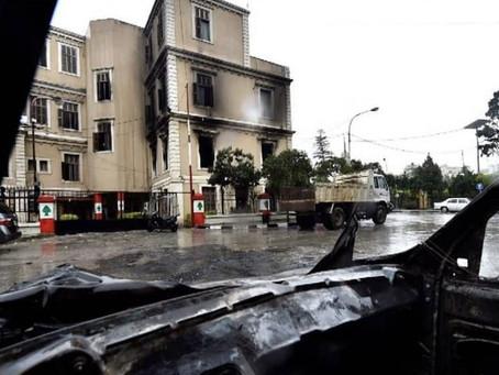 Líbano atinge colapso hospitalar por Covid em meio a protestos