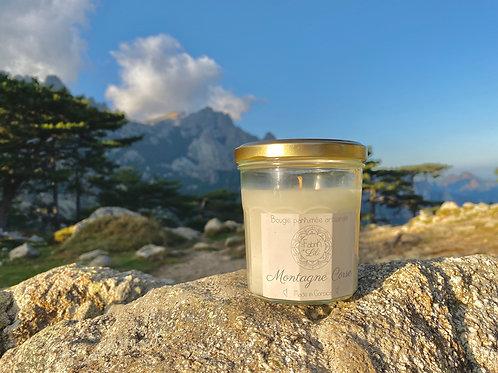 Bougie parfumée Montagne Corse