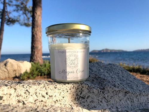 Bougie parfumée Maquis Corse